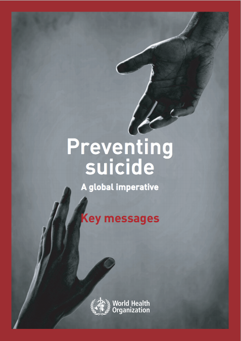 WHO suicide report