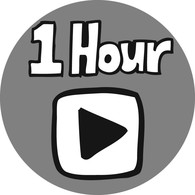 1 hour Video