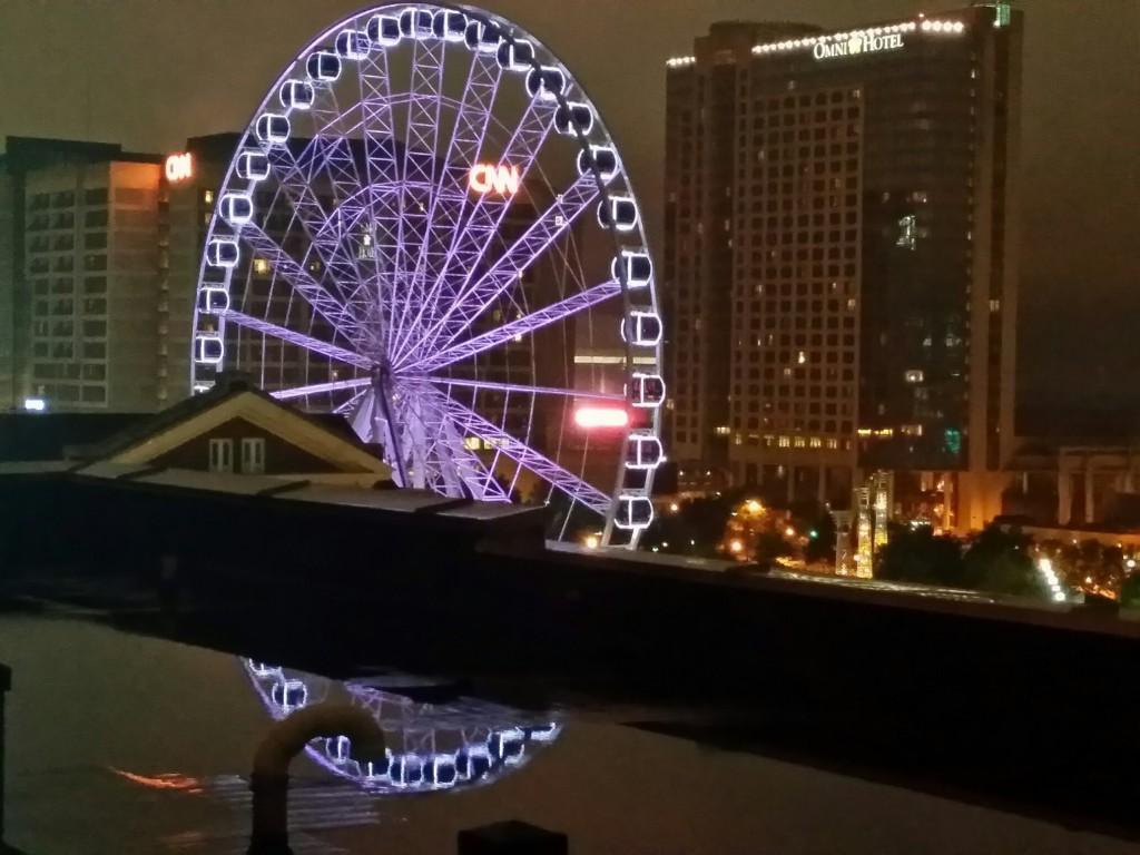 Atlanta Skyview Ferris Wheel