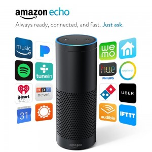 Click the image to learn more about Amazon Echo