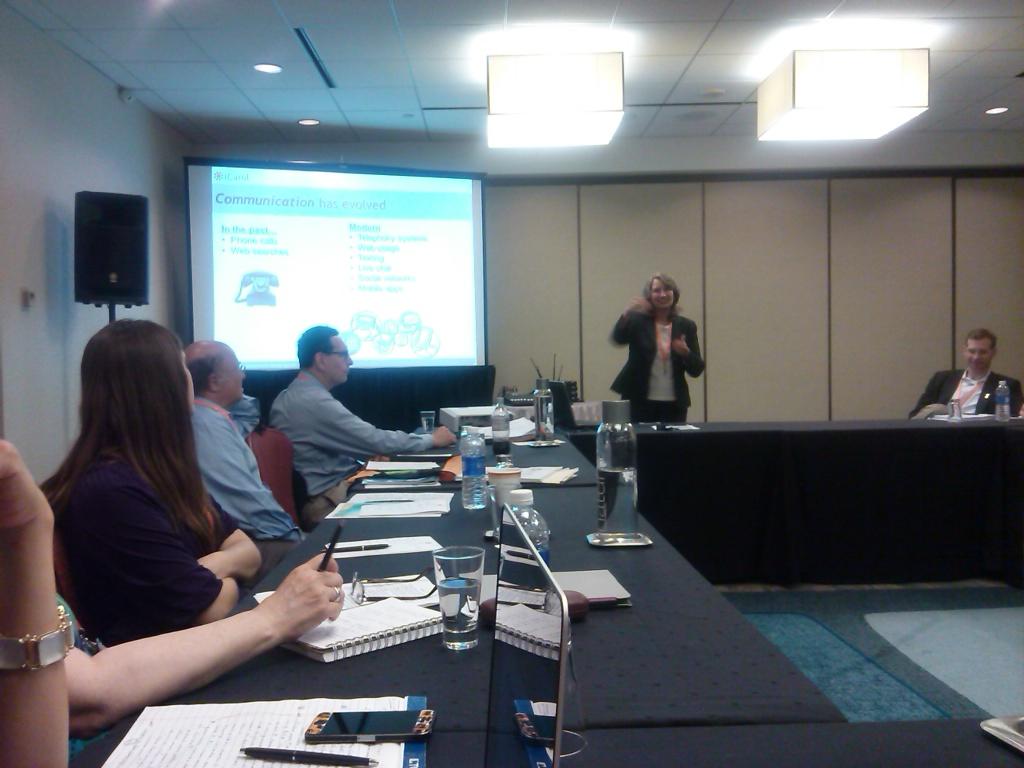 Donna Burrow presentation icarol NCPG conf 7-9-14