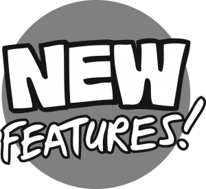New Features copy