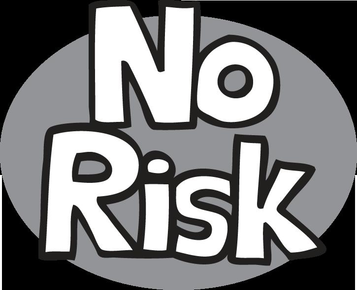 No risk w gray