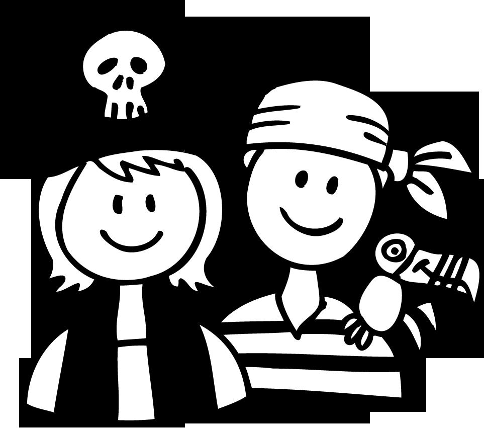 Pirates - no bkg
