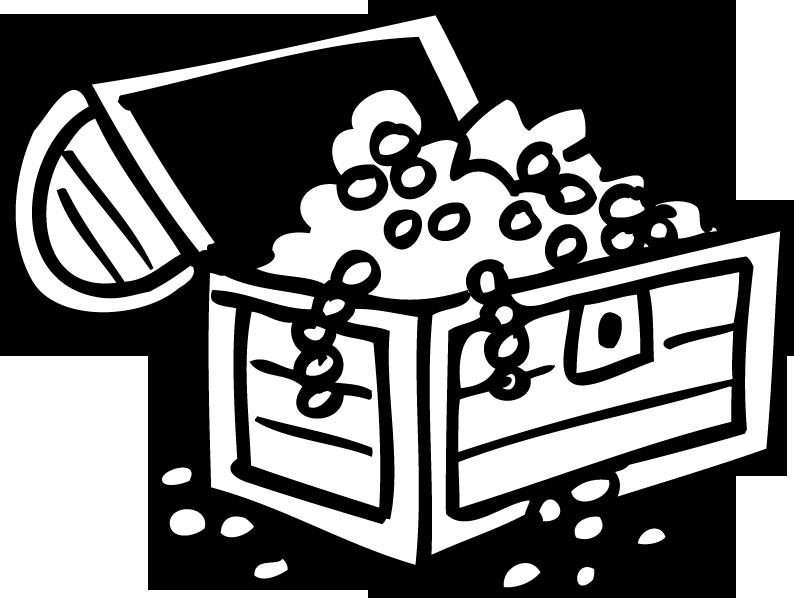 Treasure chest - no bkg