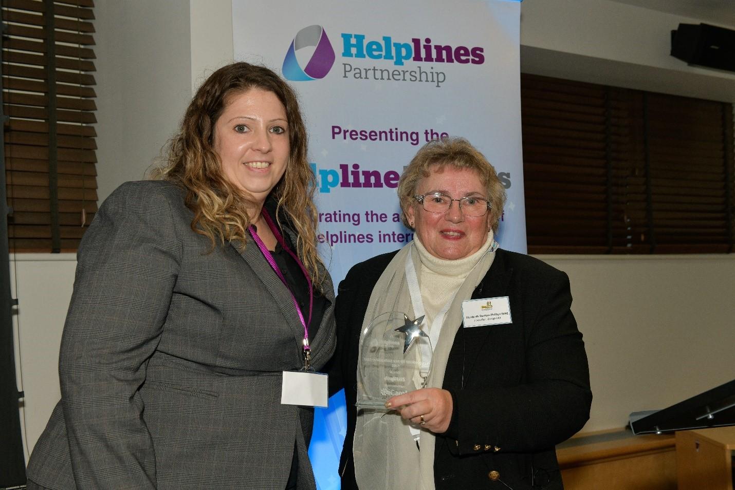 deafPLUS HLP award