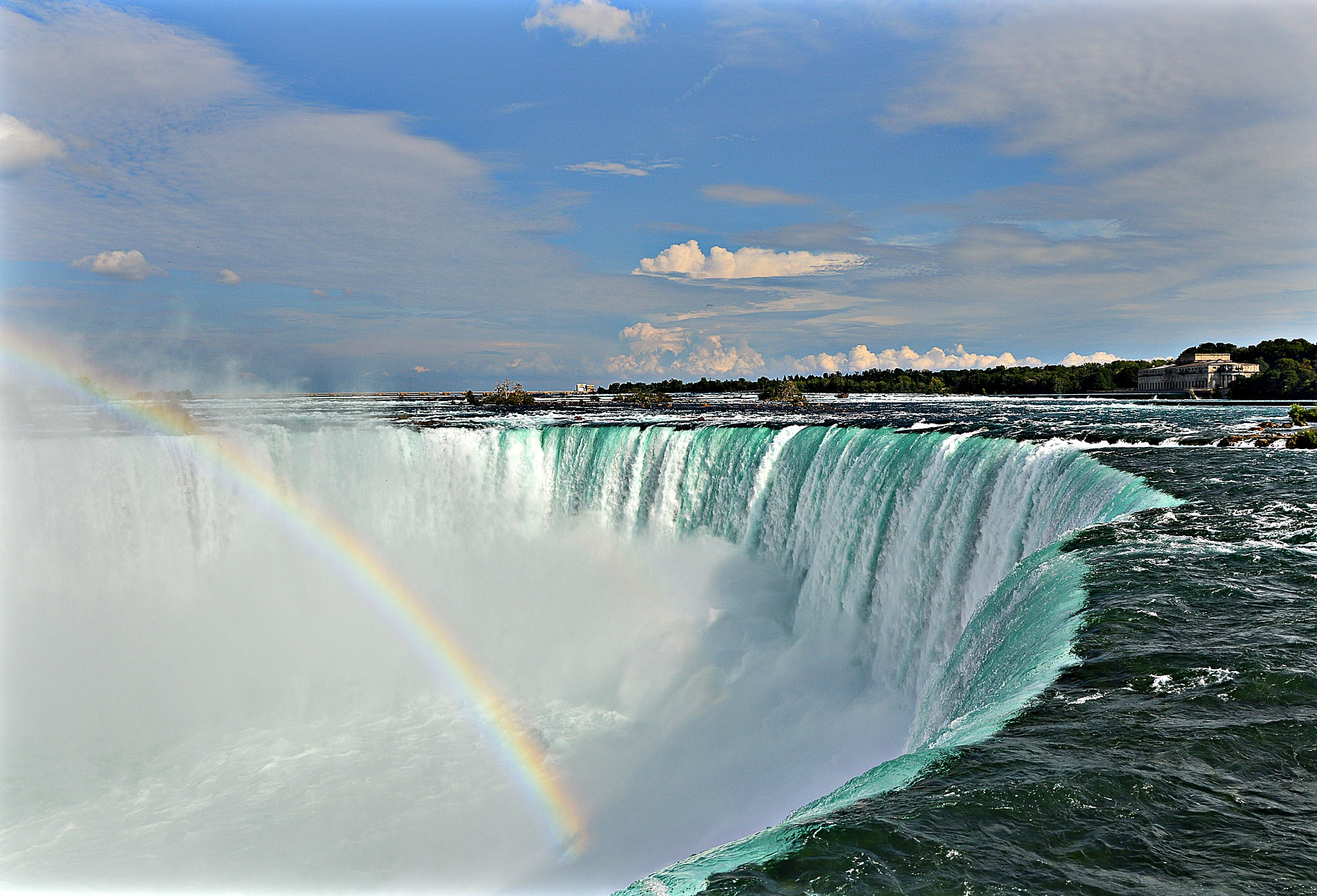 Niagara falls Buffalo New York