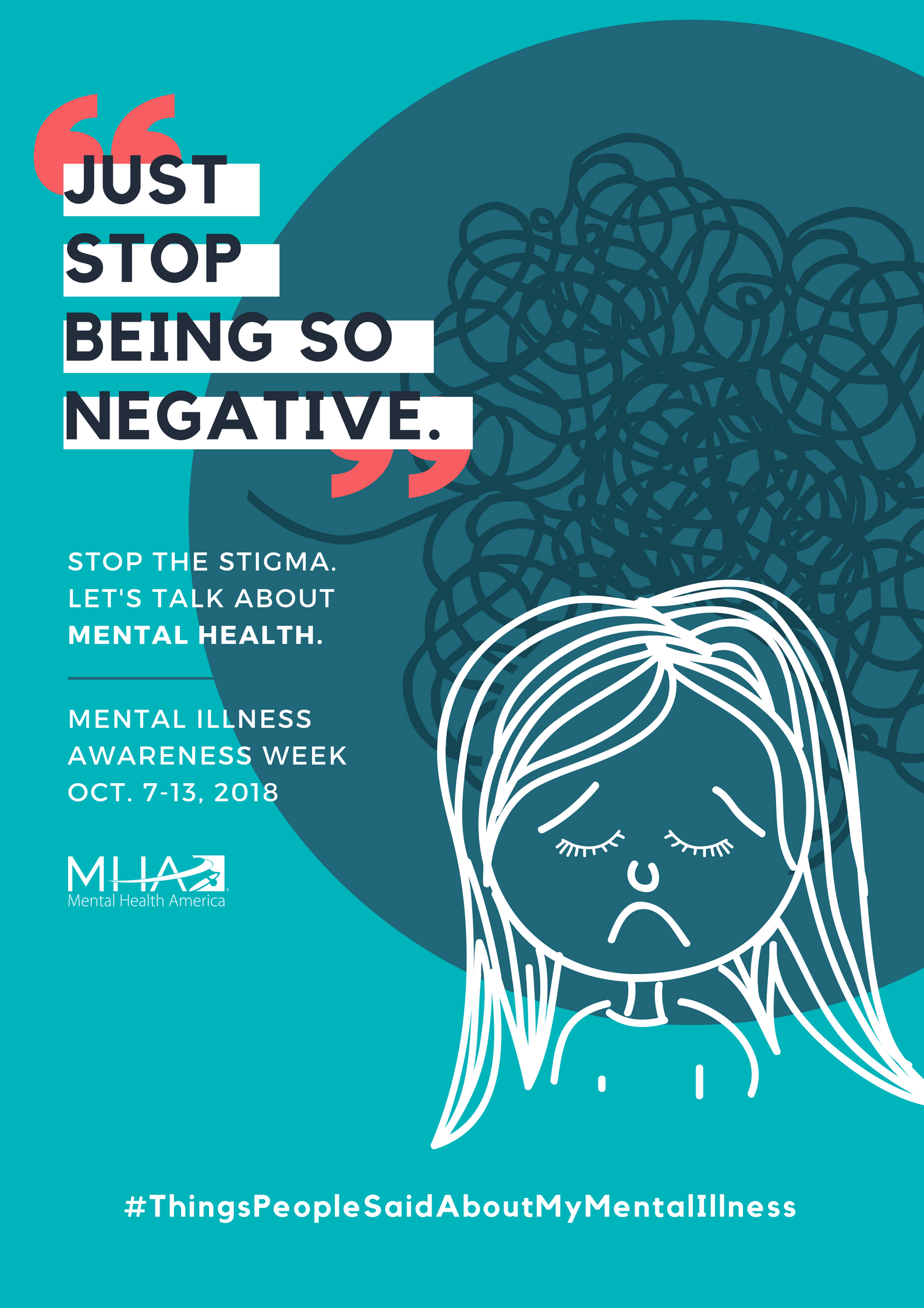 October 7 13 Is Mental Illness Awareness Week Icarol