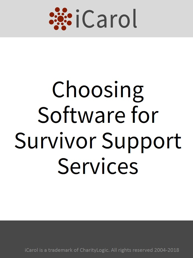 Choosing Software for Survivor Support Services